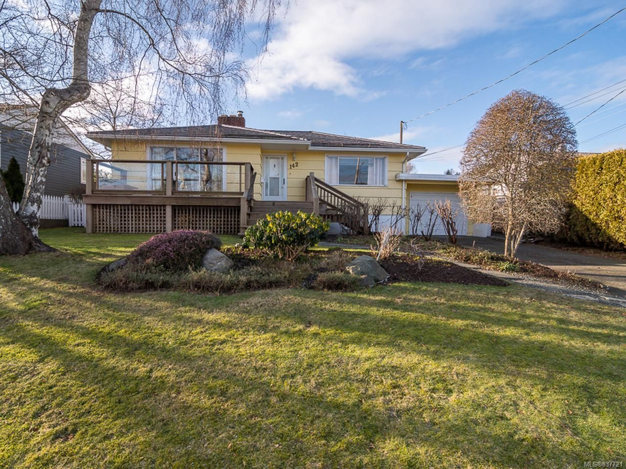 Main Photo: 142 THULIN STREET in CAMPBELL RIVER: CR Campbell River Central House for sale (Campbell River)  : MLS®# 837721