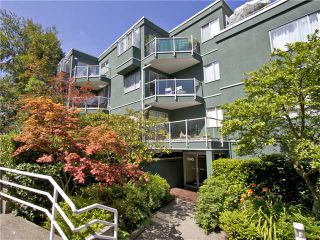 """Photo 1: # 306 1540 MARINER WK in Vancouver: False Creek Condo for sale in """"MARINER POINT"""" (Vancouver West)  : MLS®# V1020314"""