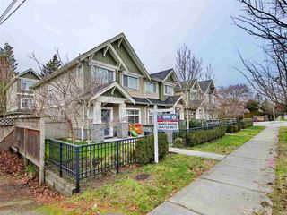 Photo 3: 9 9888 KEEFER AVENUE in Richmond: McLennan North Townhouse for sale : MLS®# R2335688