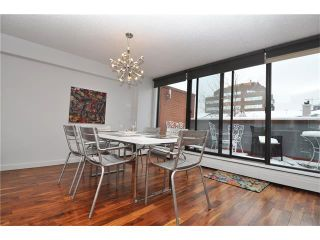 Photo 6: 402 929 18 Avenue SW in Calgary: Lower Mount Royal Condo for sale : MLS®# C4044007
