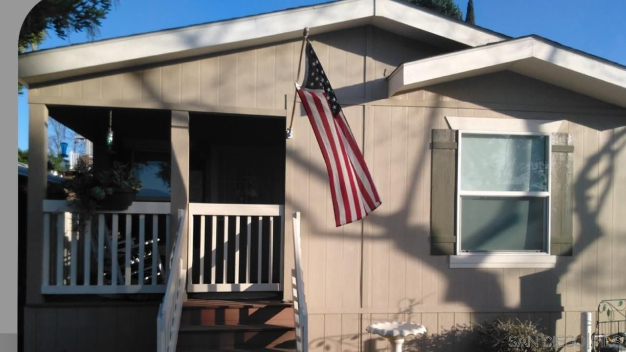 Main Photo: SAN DIEGO Manufactured Home for sale : 3 bedrooms : 4844 Old Cliff's Rd.