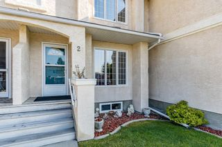 Photo 33: 2 120 Ross Avenue: Cochrane Row/Townhouse for sale : MLS®# A1139858