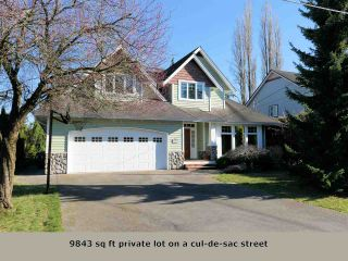Photo 1: 8970 MOWAT Street in Langley: Fort Langley House for sale : MLS®# R2352430
