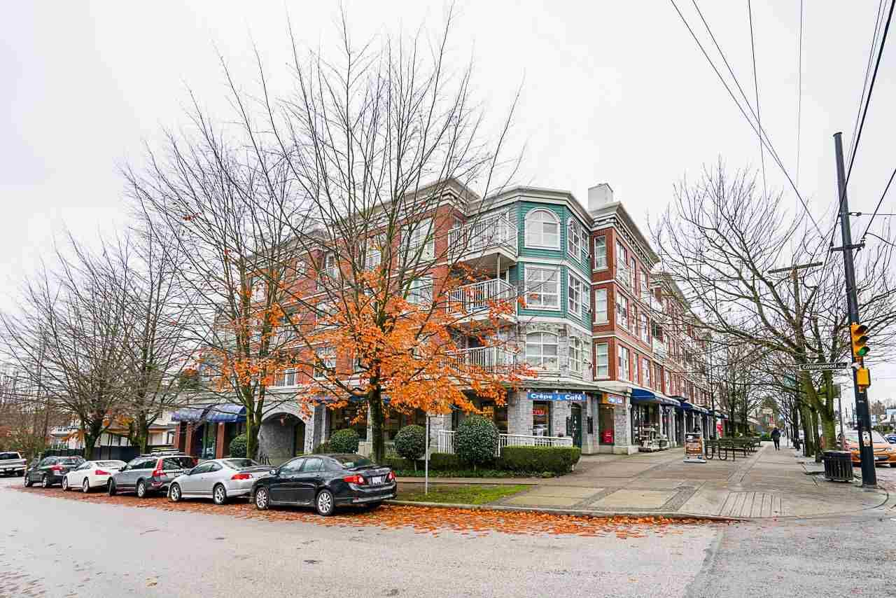 Main Photo: 212 5723 COLLINGWOOD Street in Vancouver: Southlands Condo for sale (Vancouver West)  : MLS®# R2519744