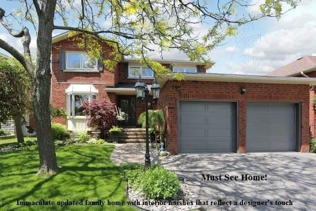 Main Photo: 146 Melissa Crescent in Whitby: Blue Grass Meadows House (2-Storey) for sale : MLS®# E3859965