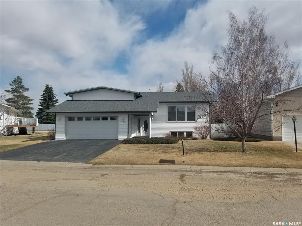 Main Photo: 388 3rd Street West in Unity: Residential for sale : MLS®# SK842304