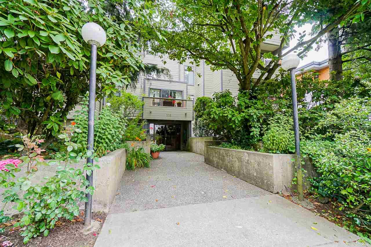 Main Photo: 301 225 MOWAT STREET in New Westminster: Uptown NW Condo for sale : MLS®# R2479995