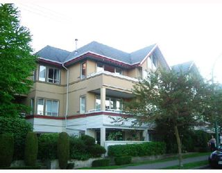 """Photo 1: 204 1870 W 6TH Avenue in Vancouver: Kitsilano Condo for sale in """"HERITAGE AT CYPRESS"""" (Vancouver West)  : MLS®# V667714"""