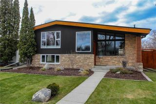 Photo 1: 827 Waterloo Street in Winnipeg: River Heights Residential for sale (1D)  : MLS®# 1911438