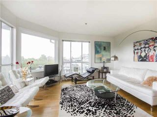 "Photo 2: 304 1166 W 6TH Avenue in Vancouver: Fairview VW Townhouse for sale in ""SEASCAPE VISTA"" (Vancouver West)  : MLS®# V1121820"