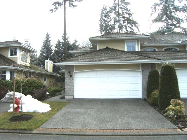 """Main Photo: 79 2500 152ND Street in Surrey: King George Corridor Townhouse for sale in """"PENINSULA VILLAGE"""" (South Surrey White Rock)  : MLS®# F2833818"""