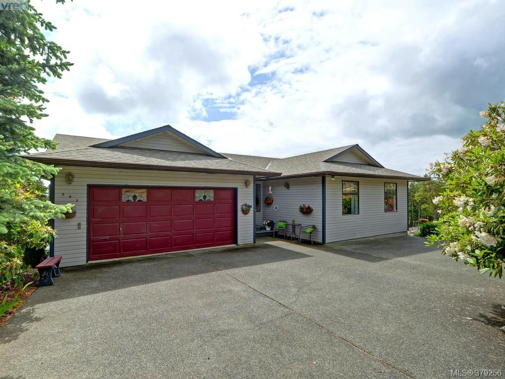 Main Photo: 543 Delora Drive in Victoria: Co Triangle House for sale (Colwood)  : MLS®# 379256