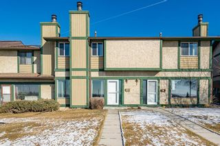 Photo 38: 14 7166 18 Street SE in Calgary: Ogden Row/Townhouse for sale : MLS®# A1091974