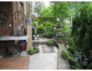 Photo 1: 104 2346 MCALLISTER Street in Port_Coquitlam: Central Pt Coquitlam Condo for sale (Port Coquitlam)  : MLS®# V757313