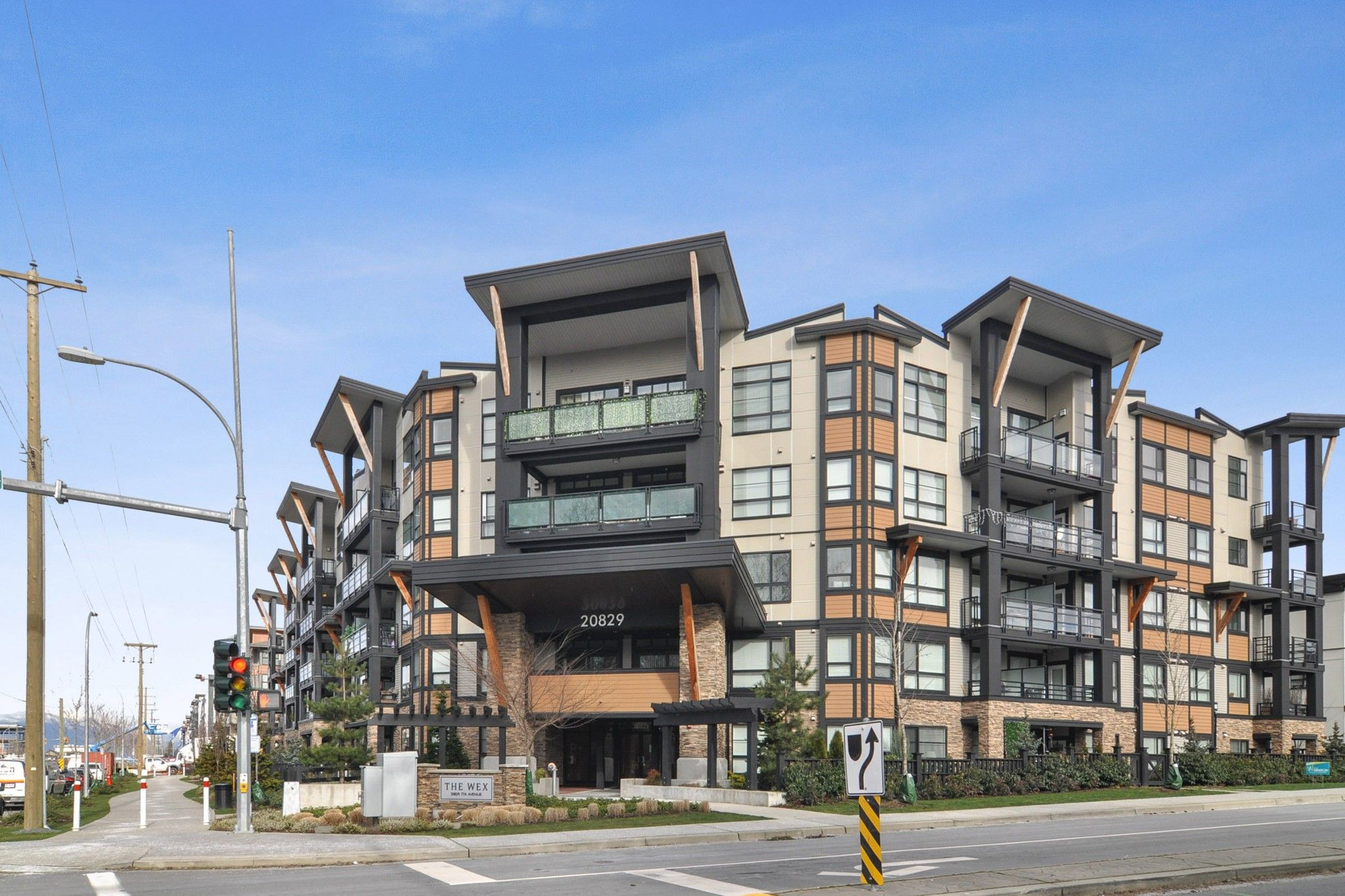 "Main Photo: 314 20829 77A Avenue in Langley: Willoughby Heights Condo for sale in ""The WEX"" : MLS®# R2537644"