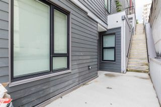 """Photo 18: 104 217 CLARKSON Street in New Westminster: Downtown NW Townhouse for sale in """"Irving Living"""" : MLS®# R2591819"""