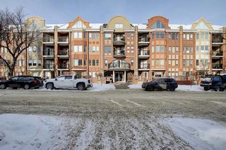 Photo 2: 218 838 19 Avenue SW in Calgary: Lower Mount Royal Apartment for sale : MLS®# A1070596