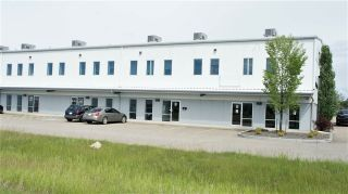 Photo 1: 100 280 Portage Close: Sherwood Park Industrial for lease : MLS®# E4192423