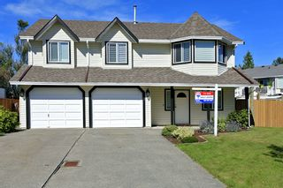 """Photo 1: 2708 273RD Street in Langley: Aldergrove Langley House for sale in """"Shortreed Culdesac"""" : MLS®# F1219863"""