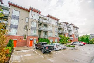 """Main Photo: 211 19567 64 Avenue in Surrey: Clayton Condo for sale in """"Yale Bloc3"""" (Cloverdale)  : MLS®# R2611222"""