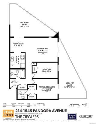 Photo 23: 214 1545 Pandora Ave in : Vi Fernwood Condo for sale (Victoria)  : MLS®# 883387