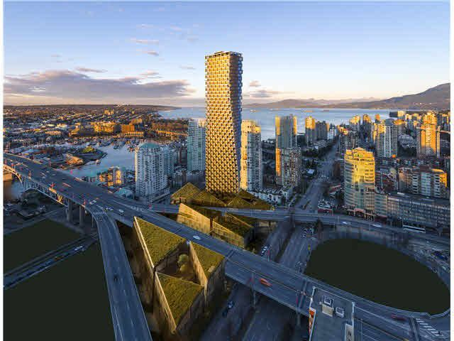 Photo 1: Photos: 5103 1480 HOWE STREET in Vancouver: Yaletown Condo for sale (Vancouver West)  : MLS®# V1109058
