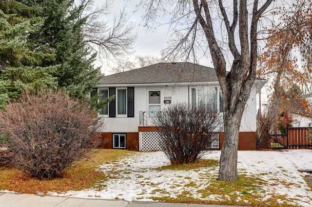 Main Photo: 2530 17 Street NW in Calgary: Capitol Hill Residential Detached Single Family for sale : MLS®# C3644424