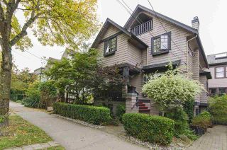 Photo 1: 2311 CYPRESS Street in Vancouver: Kitsilano House for sale (Vancouver West)  : MLS®# R2456327