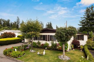 Photo 2: 4 7701 Central Saanich Rd in : CS Hawthorne Manufactured Home for sale (Central Saanich)  : MLS®# 850841