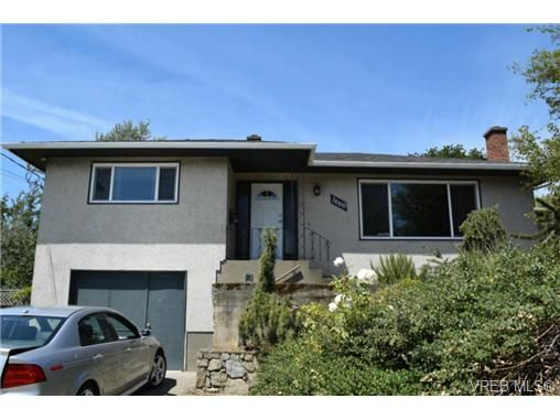 Main Photo: 3660 Tillicum Rd in VICTORIA: SW Tillicum House for sale (Saanich West)  : MLS®# 710319