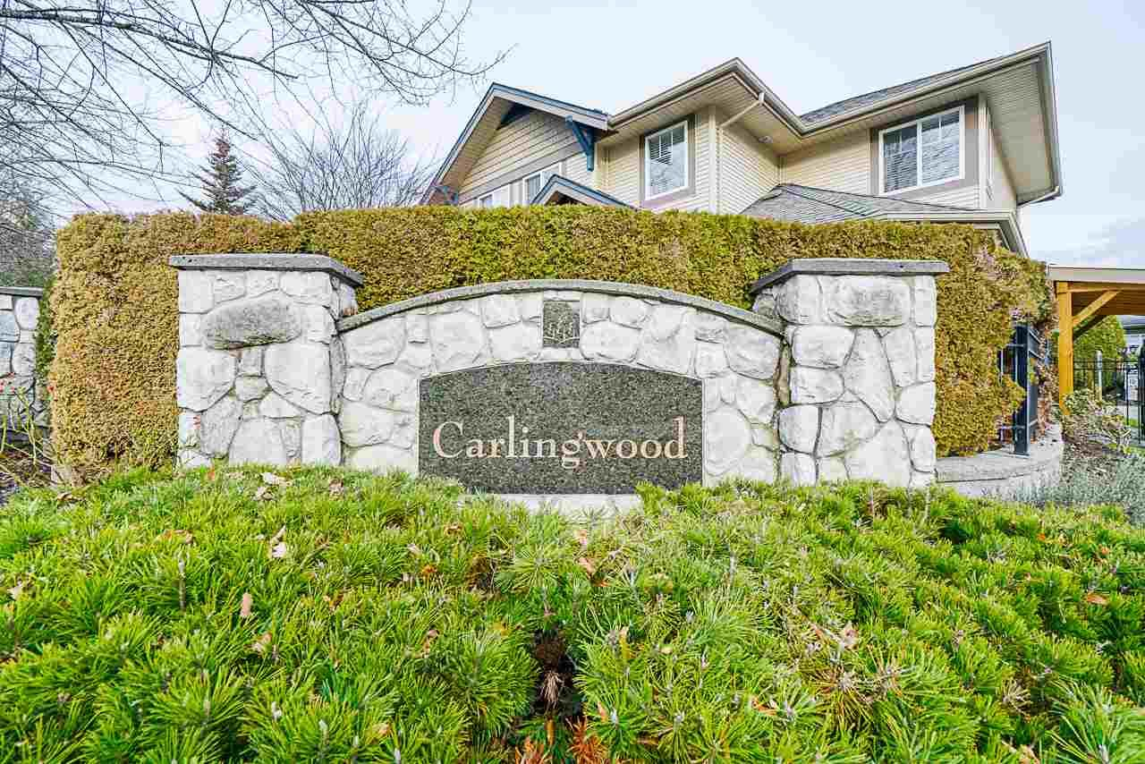 "Main Photo: 41 8888 151 Street in Surrey: Bear Creek Green Timbers Townhouse for sale in ""Carlingwood"" : MLS®# R2533772"