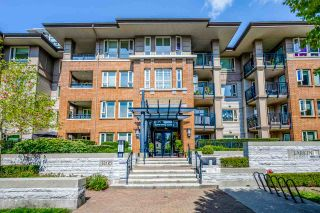 "Photo 1: 309 3105 LINCOLN Avenue in Coquitlam: New Horizons Condo for sale in ""LARKIN HOUSE EAST"" : MLS®# R2570479"