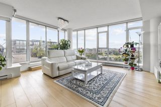 """Photo 5: 1801 9099 COOK Road in Richmond: McLennan North Condo for sale in """"Monet by Concord Pacific"""" : MLS®# R2620159"""