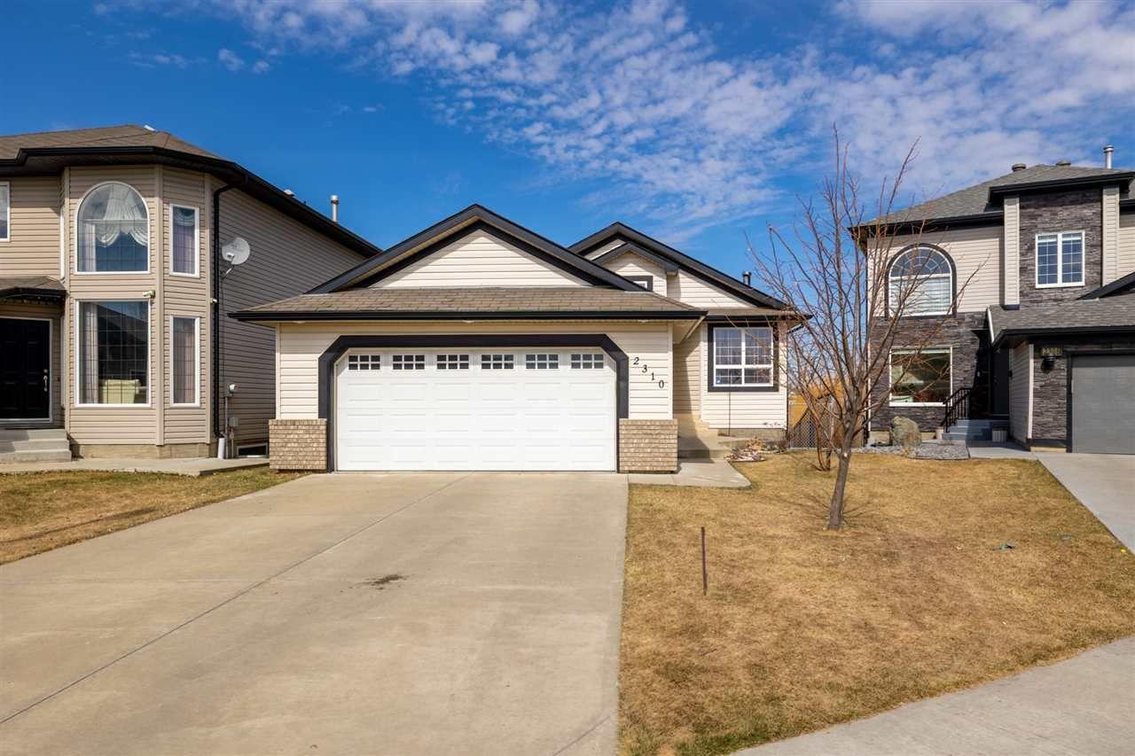 Main Photo: 2310 33A Avenue in Edmonton: Zone 30 House for sale : MLS®# E4238867