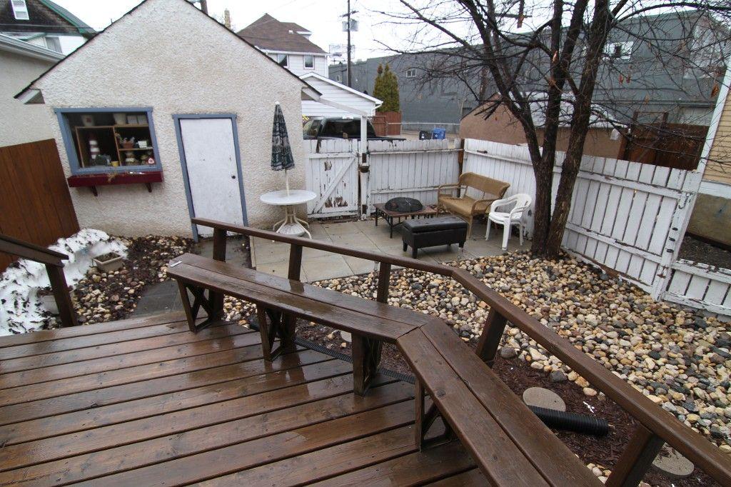 Photo 30: Photos: 532 Telfer Street South in Winnipeg: Wolseley Single Family Detached for sale (West Winnipeg)  : MLS®# 1307814