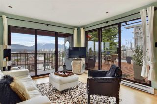 """Photo 7: 504 2120 W 2ND Avenue in Vancouver: Kitsilano Condo for sale in """"ARBUTUS PLACE"""" (Vancouver West)  : MLS®# R2560782"""