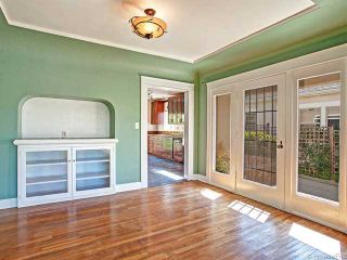 Photo 5: UNIVERSITY HEIGHTS House for sale : 3 bedrooms : 4245 Maryland Street in San Diego