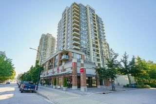 """Photo 1: 1804 4182 DAWSON Street in Burnaby: Brentwood Park Condo for sale in """"TANDEM 3"""" (Burnaby North)  : MLS®# R2614486"""