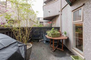 Photo 11: 37 870 W 7TH AVENUE in Vancouver: Fairview VW Townhouse for sale (Vancouver West)  : MLS®# R2044473