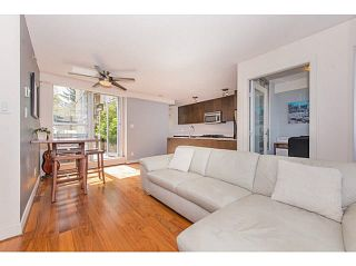 """Photo 3: 307 1030 W BROADWAY in Vancouver: Fairview VW Condo for sale in """"La Columba"""" (Vancouver West)  : MLS®# V1143142"""