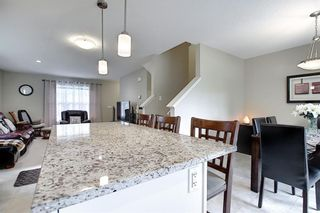 Photo 7: 224 CRANBERRY Park SE in Calgary: Cranston Row/Townhouse for sale : MLS®# C4299490