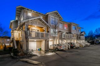 Photo 1: 108 7179 201 STREET in Langley: Willoughby Heights Townhouse for sale : MLS®# R2550718