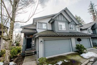 """Photo 1: 80 2200 PANORAMA Drive in Port Moody: Heritage Woods PM Townhouse for sale in """"QUEST"""" : MLS®# R2349518"""