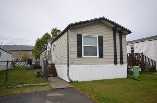 "Main Photo: 37 9203 82 Street in Fort St. John: Fort St. John - City SE Manufactured Home for sale in ""THE COURTYARD AT SOUTHRIDGE"" (Fort St. John (Zone 60))  : MLS®# R2501590"