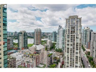 "Photo 15: 2309 1188 RICHARDS Street in Vancouver: Yaletown Condo for sale in ""PARK PLAZA"" (Vancouver West)  : MLS®# V1112068"