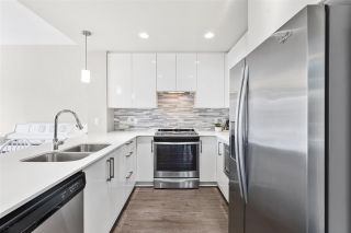 """Photo 2: 401 2495 WILSON Avenue in Port Coquitlam: Central Pt Coquitlam Condo for sale in """"Orchid Riverside Condos"""" : MLS®# R2579450"""