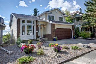 Main Photo: 377 Deerview Drive SE in Calgary: Deer Ridge Detached for sale : MLS®# A1147443