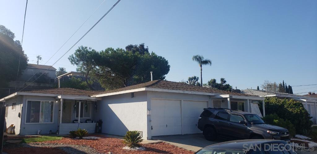 Main Photo: LA MESA Property for sale: 6131 Horton dr