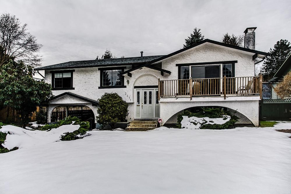 Main Photo: 3271 NORFOLK Street in Port Coquitlam: Lincoln Park PQ House for sale : MLS®# R2139122