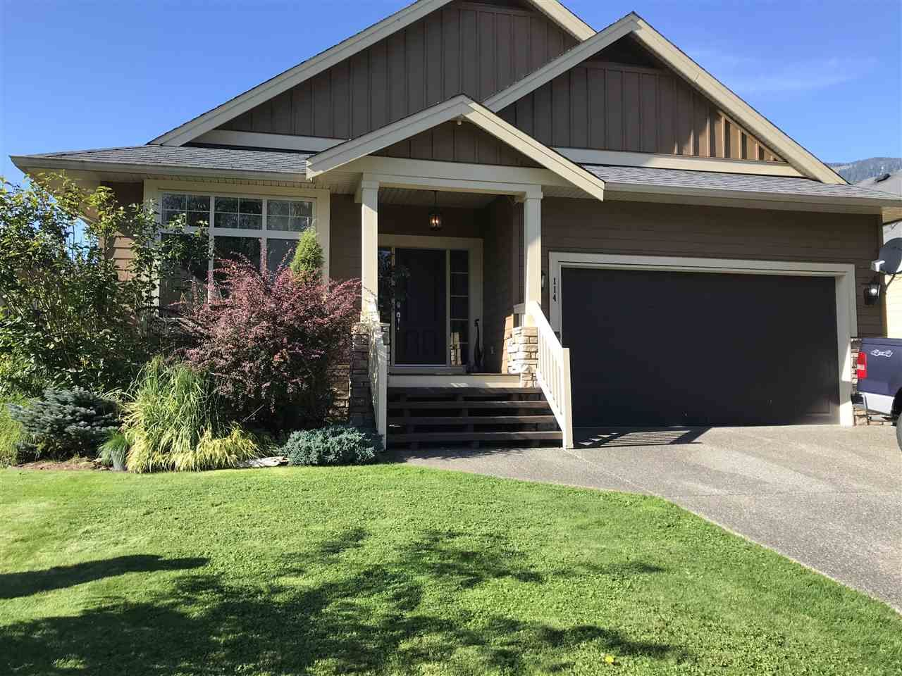 """Main Photo: 114 14500 MORRIS VALLEY Road in Mission: Lake Errock House for sale in """"Eagle Point"""" : MLS®# R2508653"""